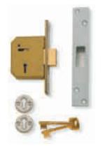 5 Lever – Assa Abloy/Chubb 3G115 Deadlock