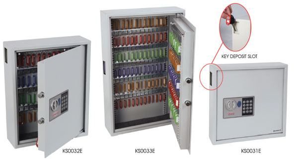 Heavy Duty High Security Key Safes