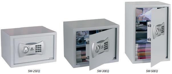 Electronic Home Safe Range